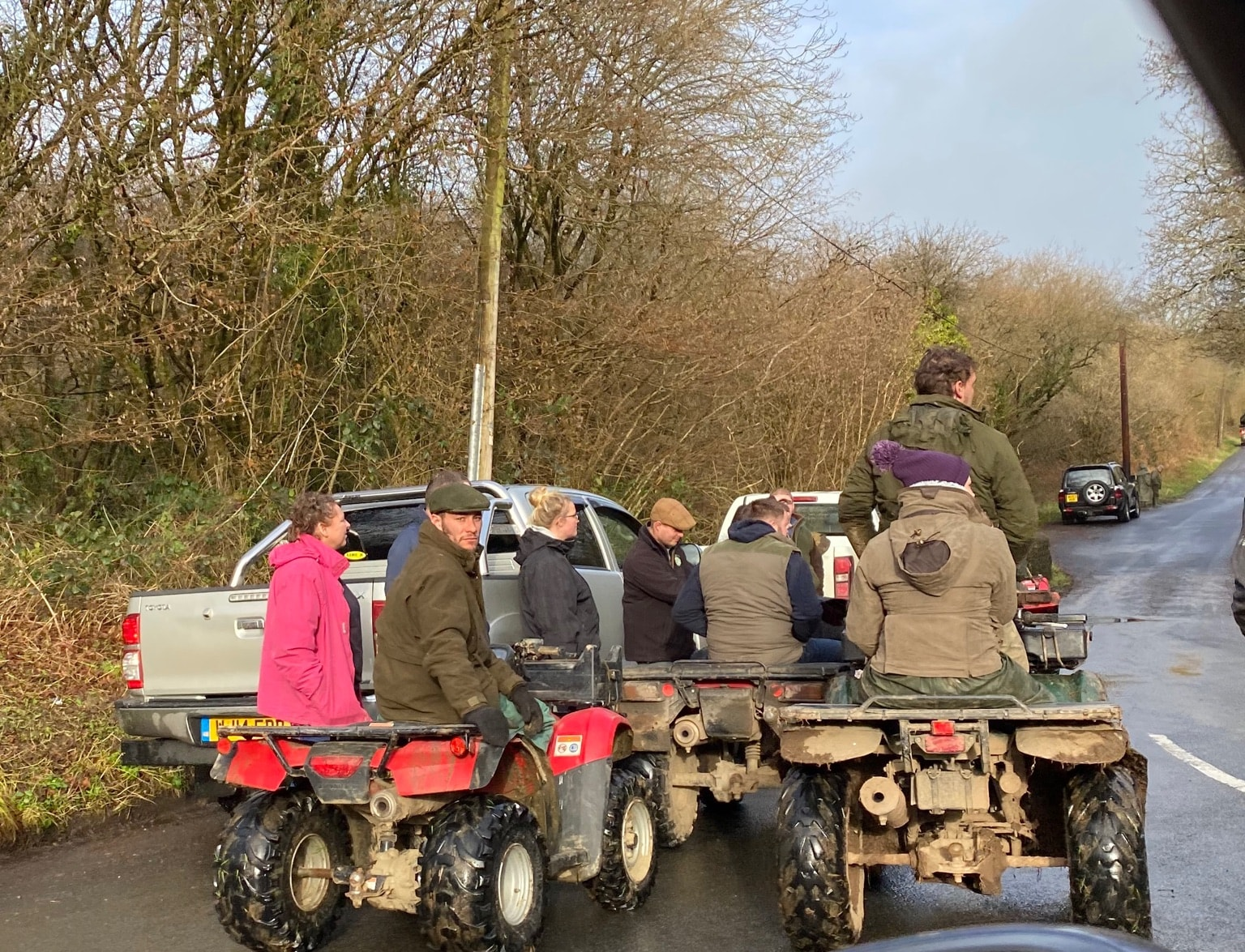 torrington farmers hunt illegal quads